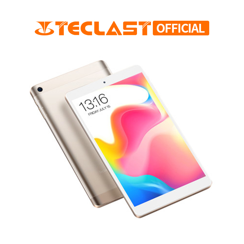 8.0 pouces 1920*1200 Teclast P80 Pro tablette Android 7.0 MTK8163 Quad Core 3 GB RAM 32 GB ROM double WiFi tablettes PC