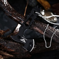Mini Multifunctional Survival Outdoor Camping Axe Tactical Steel Portable Pocket Hunting Hatchet Tomahawk Fire Axes Hand