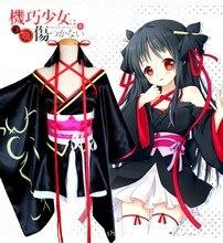 sexy princess cosplay costume for women black kimono cosplay japanese kimono women sexy halloween costumes