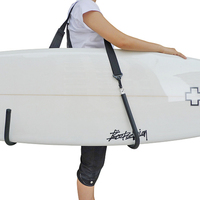 1 Pcs Surfboard Straps Easy To Operate Straps Stand up Board Surf Pedals Paddle Board Water Skiing Surf Kayak Unisex