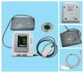 LCD Digital Display Screen Home Dynamic Ambulatory Arm Blood Pressure Pulse Sphygmomanometer and Tonometer Monitor Heart Beat