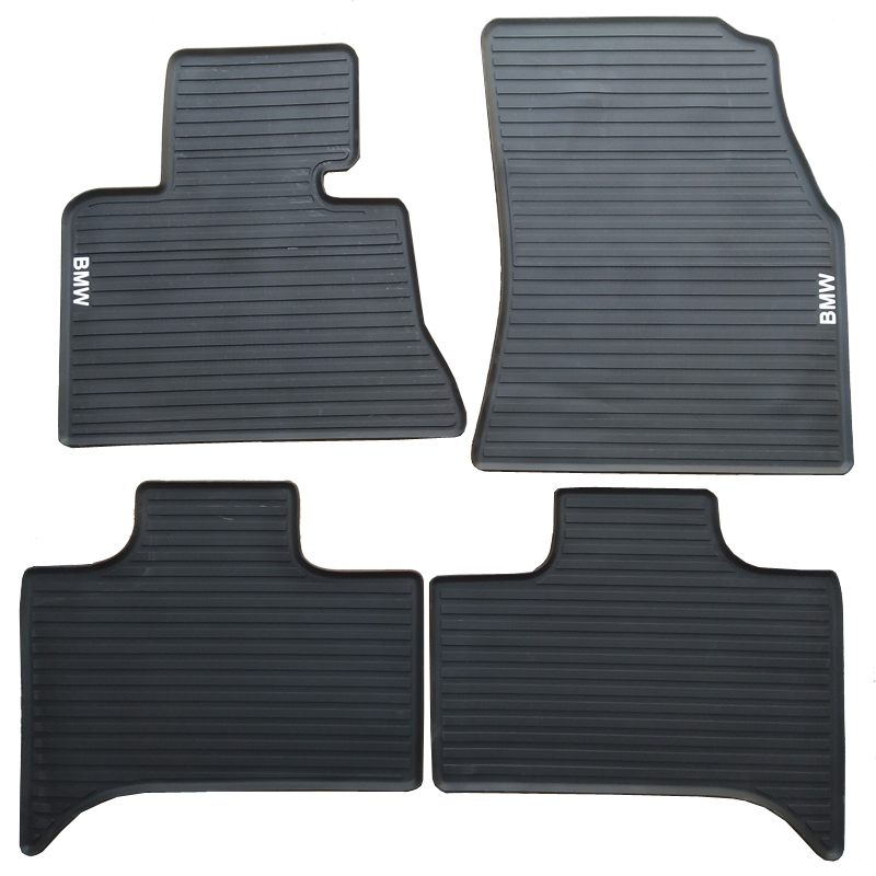 No Odor Custom Durable Car Carpet Non Slip Waterproof Rubber Car Floor Mats for BMW X5 X6 E53 E70 F15 E71No Odor Custom Durable Car Carpet Non Slip Waterproof Rubber Car Floor Mats for BMW X5 X6 E53 E70 F15 E71
