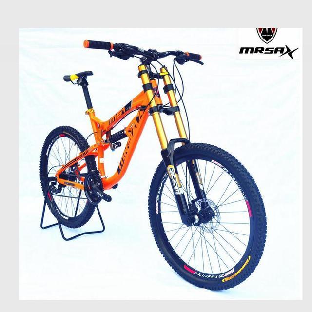 Kalosse bicicleta de montaña ATV DH AM/FR aleación 190mm Marco ...