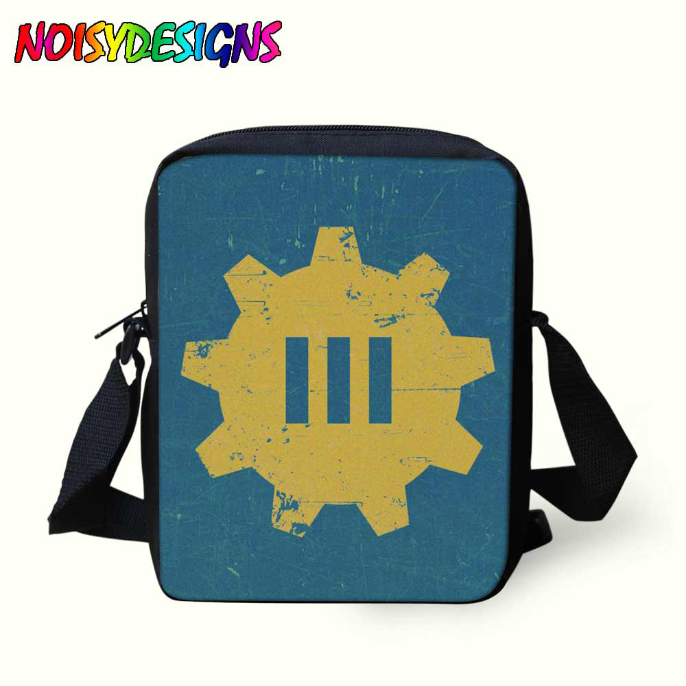 Fallout Bag Kid Handbags Messenger Bags Boys Girls Travel Crossbody  Shoulder Satchel School Bags Dropshipping mochilas infantil-in Crossbody  Bags from ... 6ad73876a9814