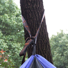 Set of 2 Heavy Duty Strength No Stretch Hammock Tree Straps with Adjustable Loops 300 * 2.5cm