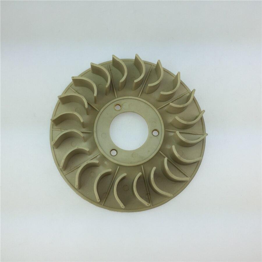STARPAD Auto Teile 168F 192F Wind Turbine Generator Zubehör 2KW ~ 8KW Motor Fan Lüfter Rad Benzin Motorteile