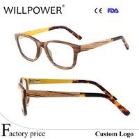 2017 Atacado Nova Itália Designer de Prescrição Do Vintage Óculos Ópticos Óculos de Armação Para Homens E Mulheres