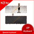 Spanish Keyboard for Asus Eee PC EPC 1015PX 1015PB 1015PD 1015PDG 1015PT 1015PE X101 Without FRAME Laptop SP teclado