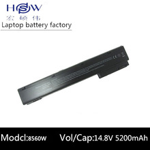 14.8V Laptop Battery for Hp EliteBook 8560w 8760w VH08 VH08XL QK641AA 632113-151, 632114-421, 632425-001, 632427-001