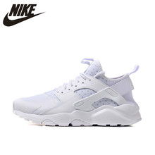 4bb6b4a974ef3 NIKE AIR HUARACHE 2017 Original Authentic Cushioning Men s Running Shoes  Sneakers Sports Outdoor Footwear Breathable Athletics