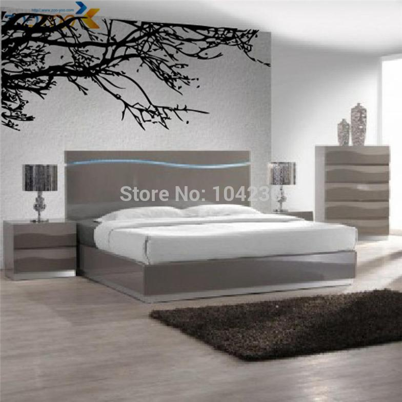 200cm*83 cm tree branches wall sticker zooyoo8003 wall art living room home decorations vinyl wall decals