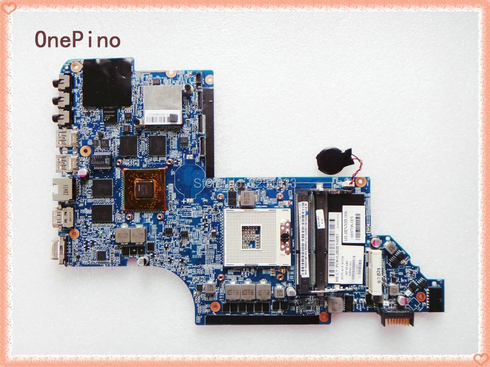 665991-001 FOR HP PAVILION DV7-6000 DV7T-6B00 DV7T-6C00 NOTEBOOK for HP DV7 DV7-6000 Laptop motherboard HM65 6770/2G DDR3