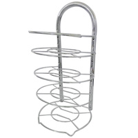 Stand Pot Multifunctional Multilayer Adjustable Pan Rack Storage Kitchen Supplies Holder