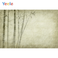 Yeele Wallpaper Bamboo Mist Grunge Vintage Style Photography Backdrops Personalized Photographic Backgrounds For Photo Studio