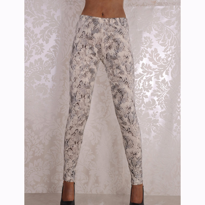 5980455d537 Women s Elegant Lace Leggings High Waist Pants Slim Skinny Casual Female s  Pant White Lace Stitching Leggings Fashion WL052