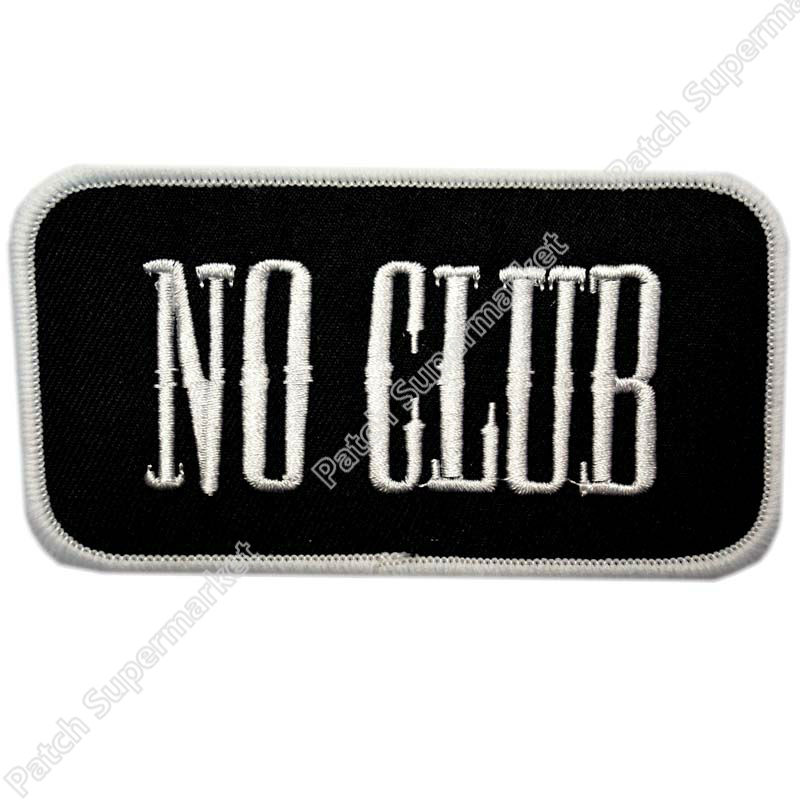 Online shop clothes application no club independent biker vest.