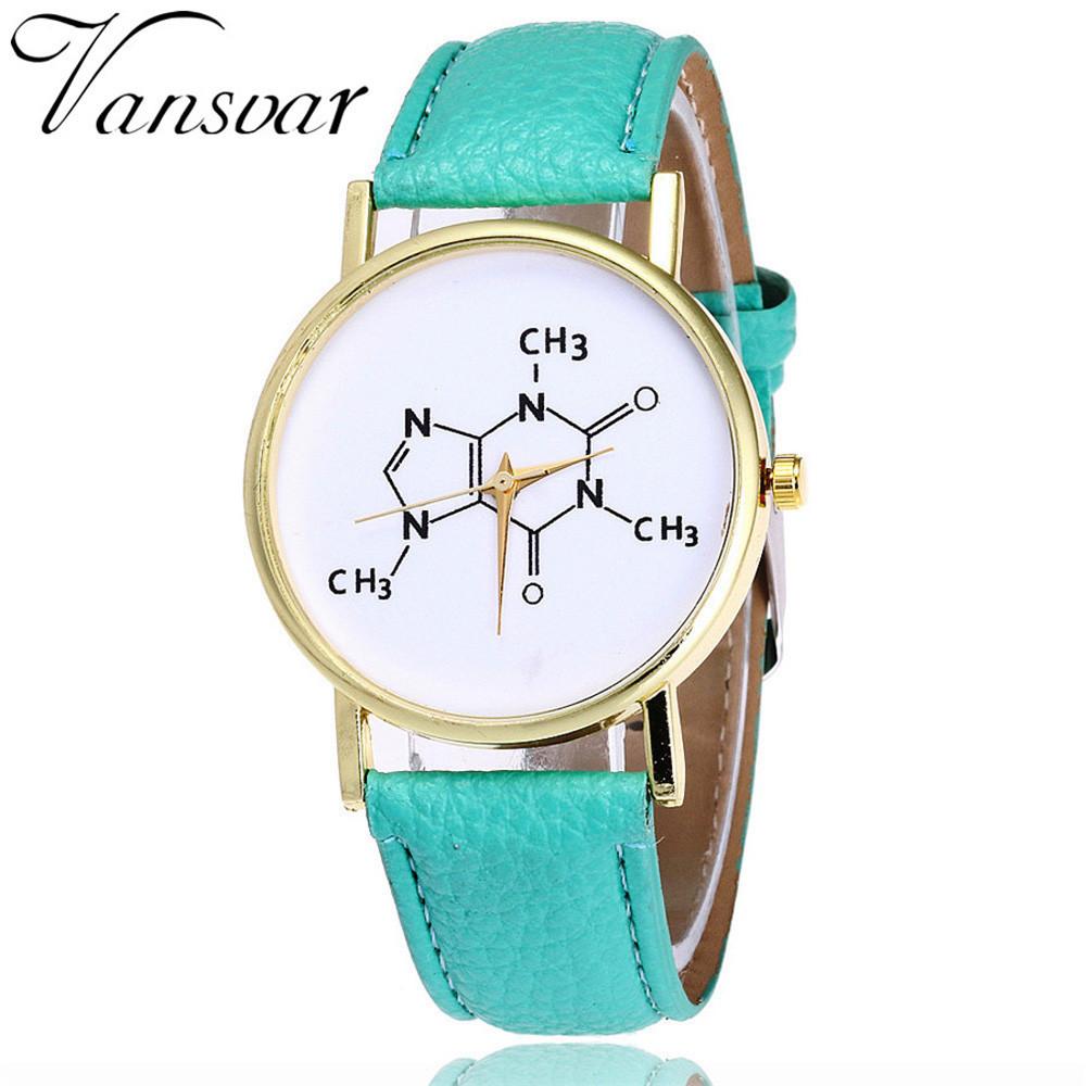 HTB1.9sROVXXXXazaFXXq6xXFXXXO - Zegarek Damski VANSVAR Wzory Chemiczne
