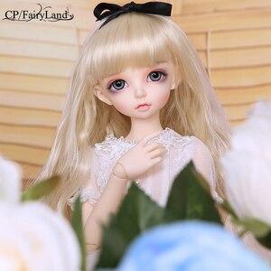 Image 2 - Minifee ante fairyland bjd sd boneca 1/4 modelo do corpo do bebê meninas meninos brinquedos olhos de alta qualidade loja presente resina anime fl luodoll