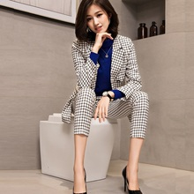 High Quality Business Suits,Women Civility Formal Pant Suits