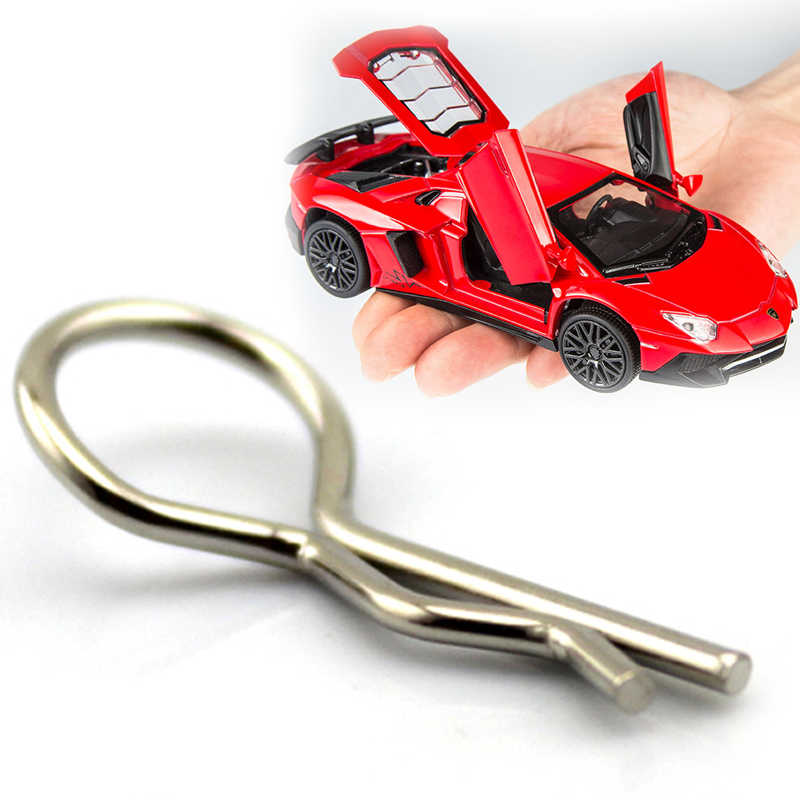 Body Shell Clips Metal Pin For 1/10 1/8 Scale Model Car Buggy Truck Spare Part