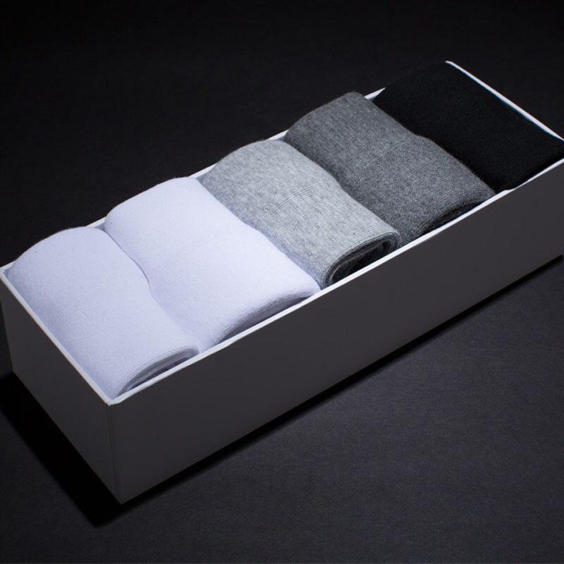 2016 Winter Thicken Warm Soft Socks High Quality Cotton Man Socks Lycra Fabric Skin breath freely socks 5pairs a lot