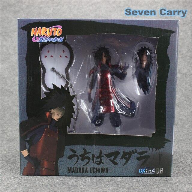 Anime Naruto Figure Uchiha Madara PVC Action Figures Collectible Model Toys Gift CSHC4 2