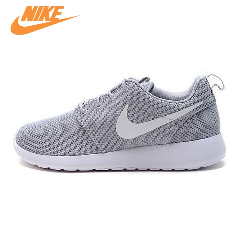 New Arrival Original NIKE Mesh Breathable ROSHE ONE Men's Running Shoes Sneakers Trainers original new arrival nike roshe one hyp br men s running shoes low top sneakers