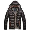 2016 Hot Brand Winter Jacket Men Warm Down Jacket Casual Parka Men padded Winter Jacket Casual Handsome Winter Coat For Men