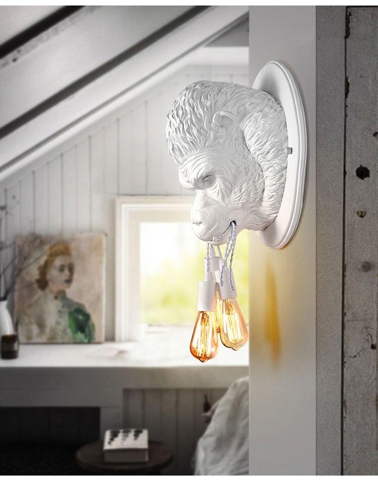 Moderna Arandela Levou Casa Loft Luminária Luminárias