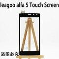 Новый Оригинальный сенсорный экран для LEAGOO Alfa5 сенсорная панель идеальной заменой для LEAGOO Alfa 5 Код: F6050304-FPC
