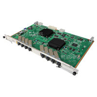Original OLT GPON interface GPFD board with C+SFP modules for 8ports OLT Interface Board for MA5680T MA5683T MA5603T MA5608T