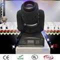 (10 pcs/lot) DJ Disco lighting DMX512stage light AC100-240V 50-60HZ party gobo projector 10W led Moving Head led 8/11 channels