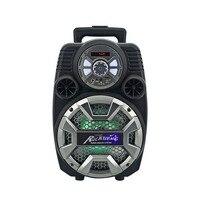 Bluetooth наружный динамик 8 дюймовый бар стиль аудио квадратный продвижение, будка продажи, квадрат, Танцы Универсальный мультифункциональый д