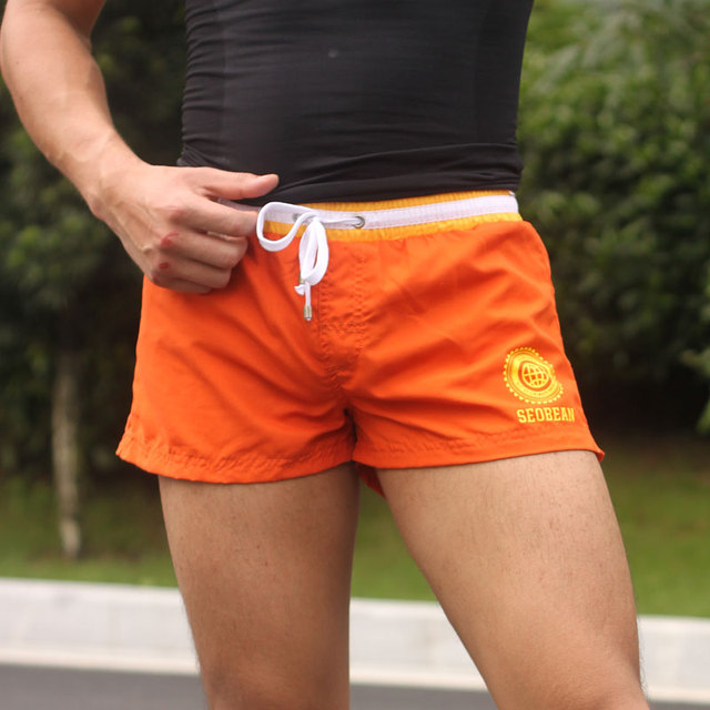 Breathable quick-drying men leisure sports pants basketball athletic gym running loose Hot Pants sexy and sunshine