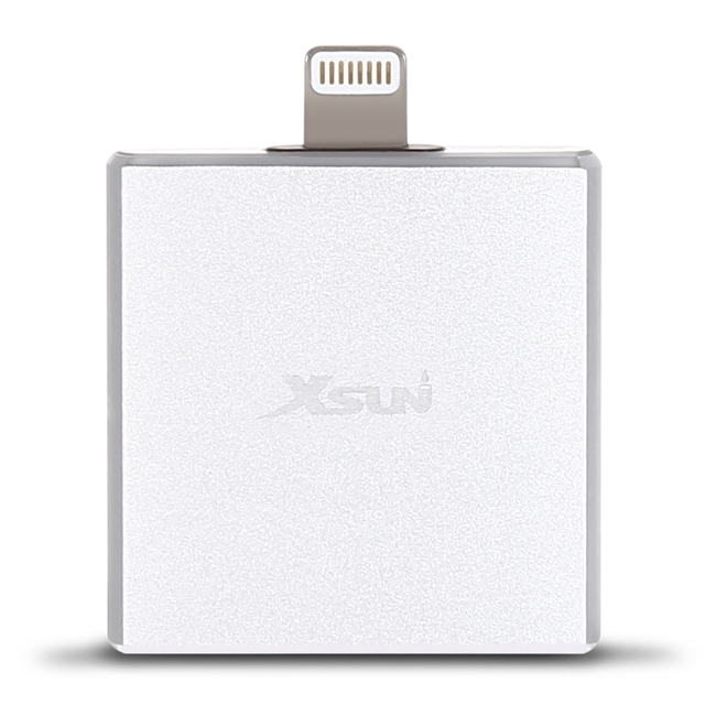 Xsuni q1 unidad flash usb 3.0 16 gb de almacenamiento de mini unidad flash memory stick adaptador para iphone ipad ipod