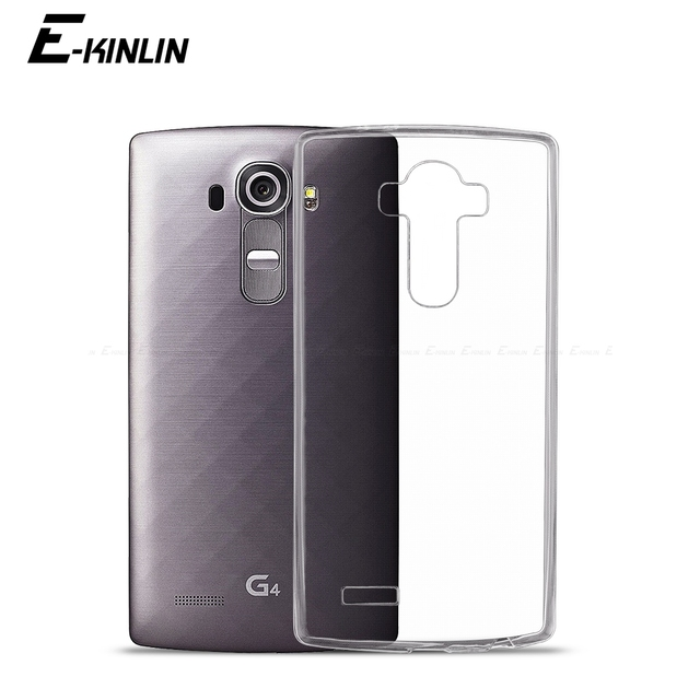 online retailer 88e44 6c5da US $1.14 40% OFF|Ultra Thin Clear Soft Protective TPU Case For LG Stylo Q  Stylus Prime NOTE 4 3 2 Plus G2 G3 G4 Mini Beat Silicone Back Cover-in ...