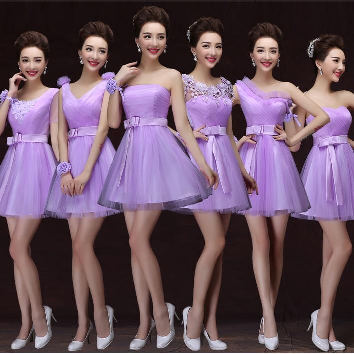Light Purple Party Dresses for Juniors Promotion-Shop for ...