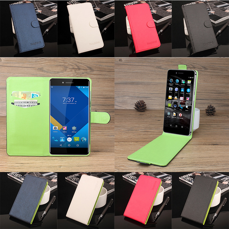 5.5inch Luxuxy Green Bottom Original For Vernee Mars Phone Case PU Leather Case Flip Case For Vernee Mars Phone Case In Stock