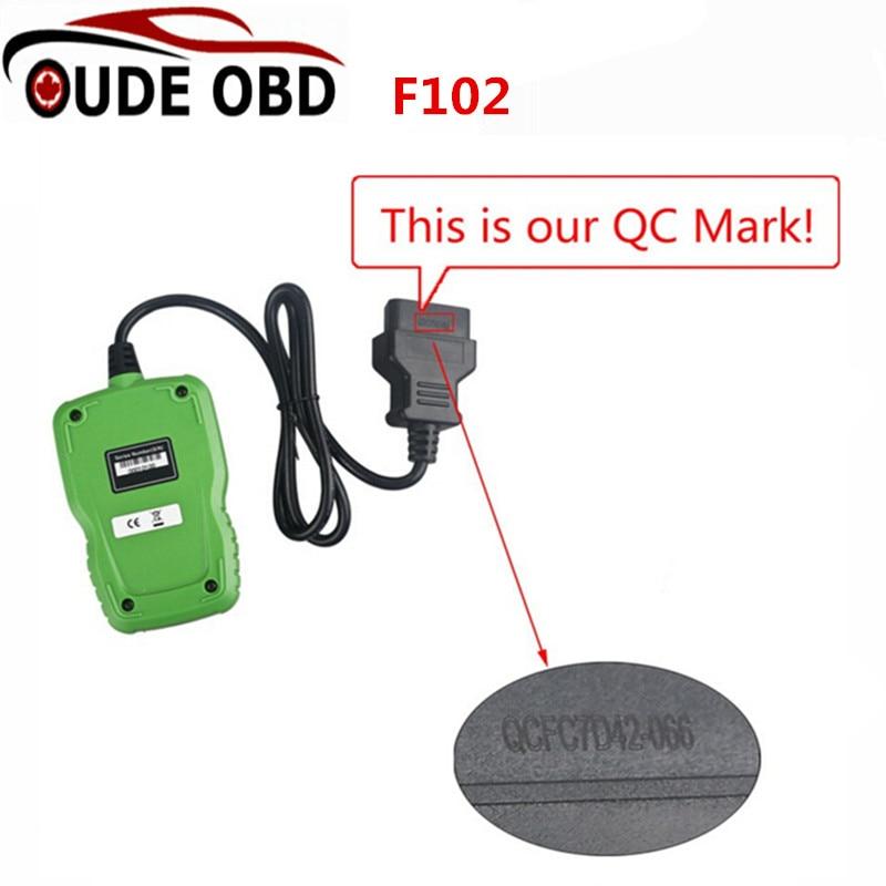 Оригинальный obdstar F102 Булавки код для читателя Nissan/Infiniti F102 авто ключ программирования обновления версии nspc001 обновление онлайн