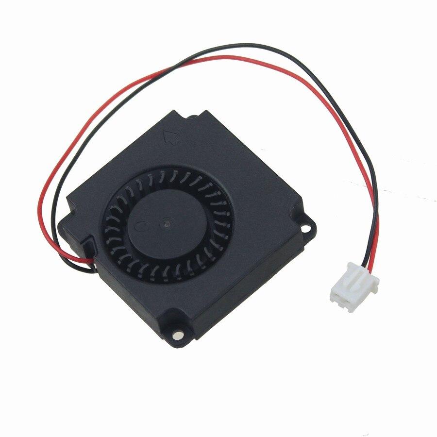 2 PCS Gdstime 40mm x 40mm x 10mm Blower Fan Ball Bearing Mini 3D Printer Cooling Fan 12V DC Brushless Laptop Cooler 4cm 4010 10 pcs wholesale dc 12v 0 1a 2 pin pc case cpu cooler cooling fan 40mm x 40mm x 10mm