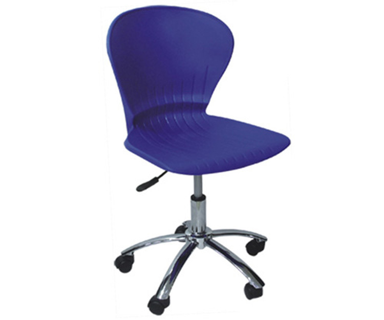 Charmant Ergonomic Computer Chair Student Task Chair Revolving Office Chair 5 Star  Chrome Finish Base In School Chairs From Furniture On Aliexpress.com |  Alibaba ...