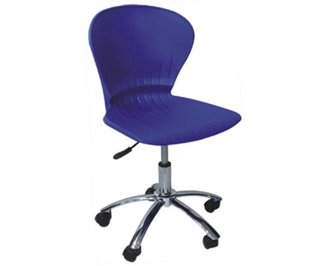 Ergonomic Computer Chair Student Task Revolving Office 5 Star Chrome Finish Base
