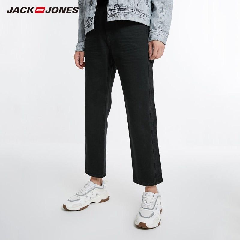 JackJones Men's Cropped Style  Jeans J|218332608