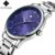 Chegada nova Marca Homens Relógios de Quartzo dos homens Casuais À Prova D' Água Relógio de Diamantes Hour Aço Inoxidável Sports Relógio de Pulso Masculino Relogio
