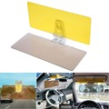 Car Sun Visor Goggles Fold Flip Down UV Protect Shade Fold Flip Down Board Vehicle Clear View Dazzling Eyes Protector