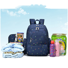 цена на Fashion multi-function large-capacity shoulder Mummy bag maternity maternity supplies out of the diaper backpack