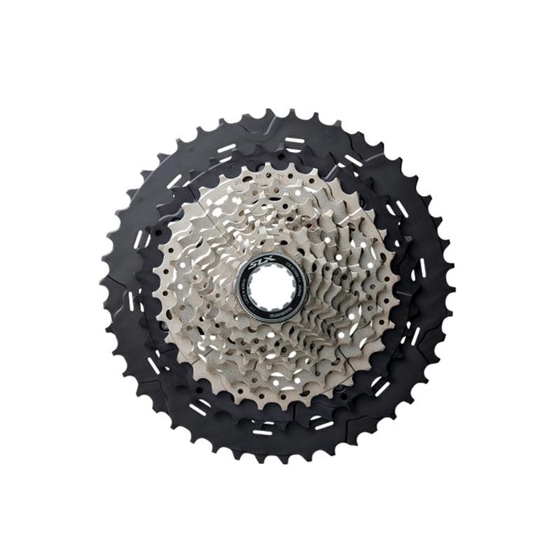 SHIMANO SLX CS M7000 11S Speed 11-42T 11-46T Cassette Freewheel for MTB Bicycle Part shimano slx cs m7000 11 42t 11 speed bike bicycle cycling 11v cassette 11 40t 11 42t 11 46t cassette 11 speed m7000 40t 42t 46t