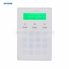 DIYSECUR беспроводная сенсорная клавиатура с паролем 433 МГц для нашей системы домашней сигнализации