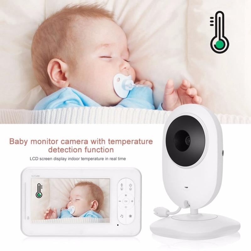 Mboss 4.3 polegada monitor do bebê de