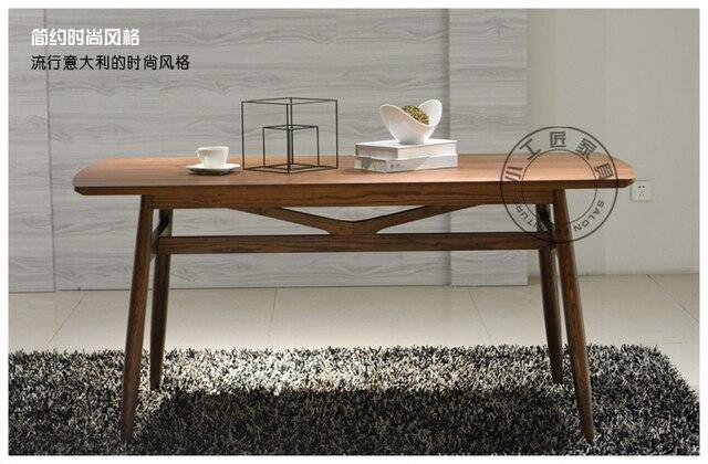 Nordic ikea tavolo da pranzo noce colori alla moda tavolo da pranzo moderno e minimalista - Tavolo pranzo ikea ...
